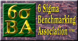 Six Sigma Benchmarking